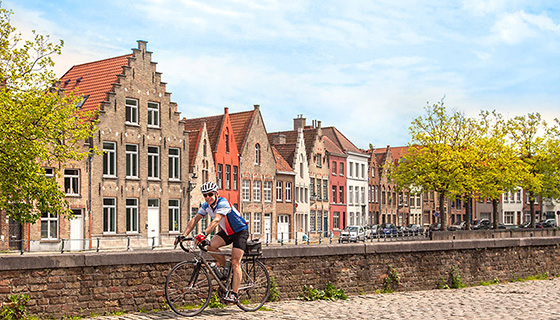 Holland & Belgium Bike Tour